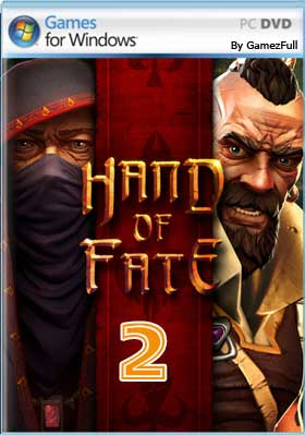 Descargar Hand of Fate 2 pc full español mega y google drive.