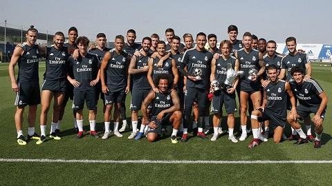 Ngôi sao đội bóng này là Cristiano Ronaldo