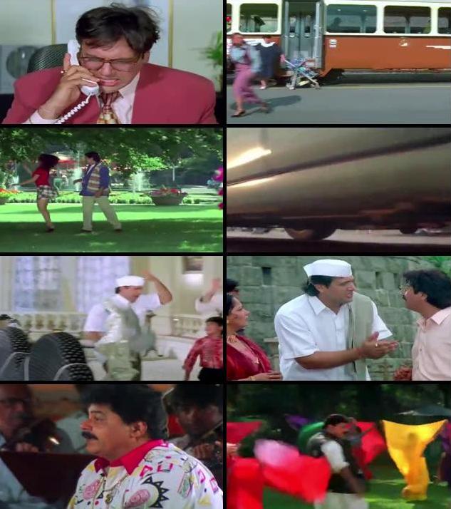 Hero No.1 (1997) Hindi 480p HDRip