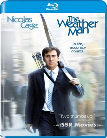 The Weather Man (2005) Dual Audio Hindi 480p BluRay 300MB ESubs Full Movie Download