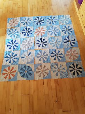 Det nydelige tæppe som det måske kommer til at se ud