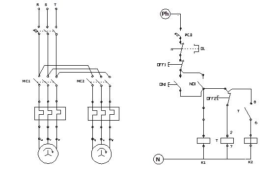 All About Science  Pengendalian Dua Motor Berurutan