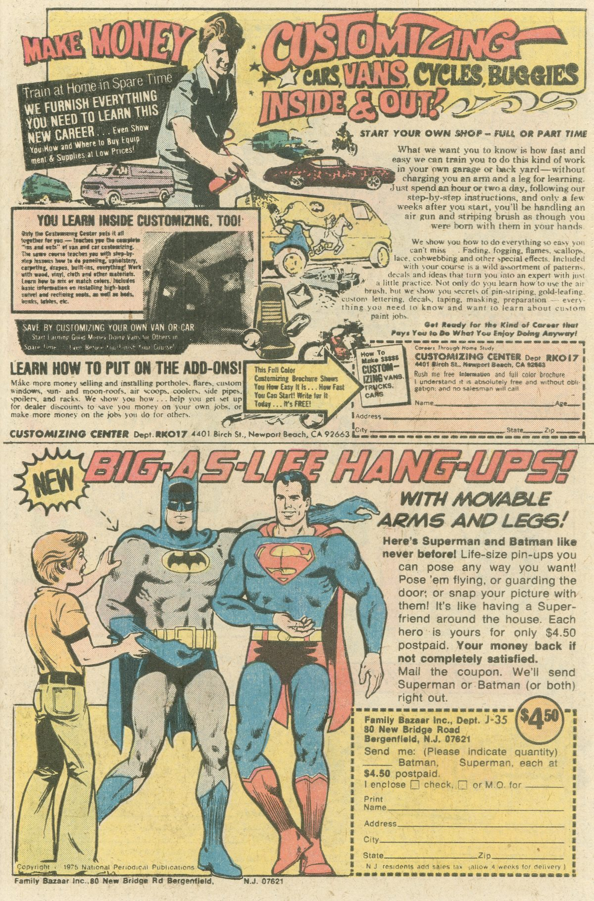 Read online World's Finest Comics comic -  Issue #244 - 63