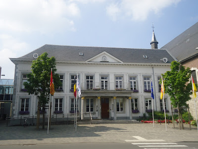 Eupen German Community in Belgium