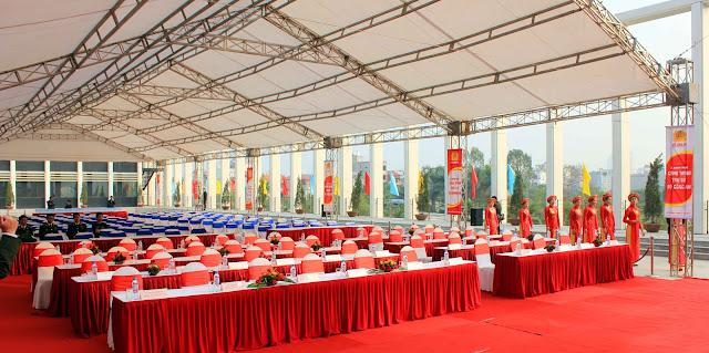 Công ty NVQ tổ chức sự kiện ngoài trời tại Đà Nẵng