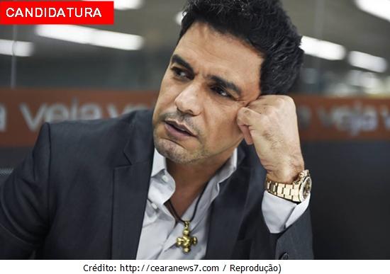 Zezé di Camargo quer deixar o sertanejo e ir para o Senado