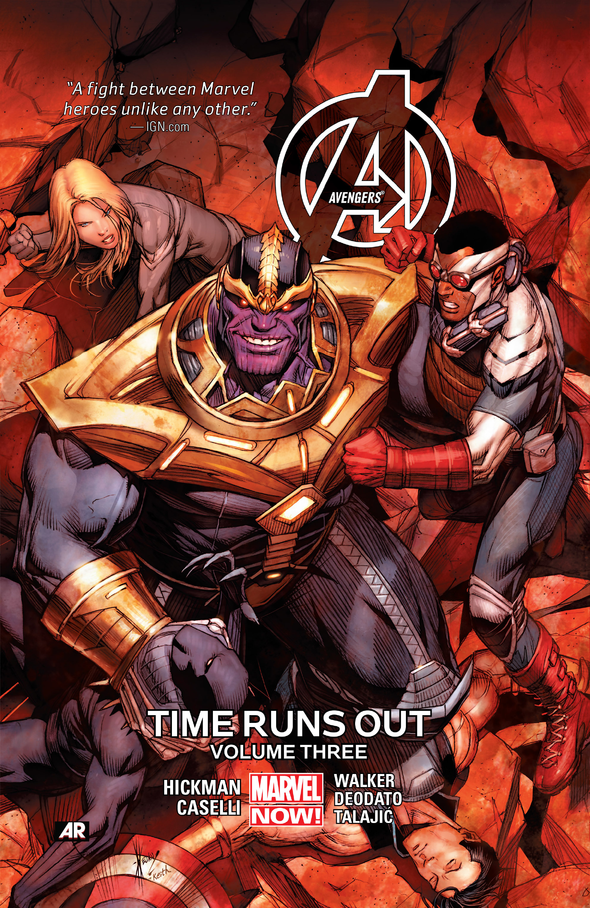 Avengers: Time Runs Out TPB_3 Page 1