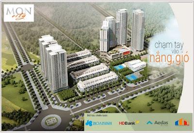 Tổng quan dự án HD Mon City