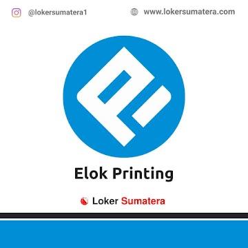 Lowongan Kerja Jambi: Elok Printing Juni 2021