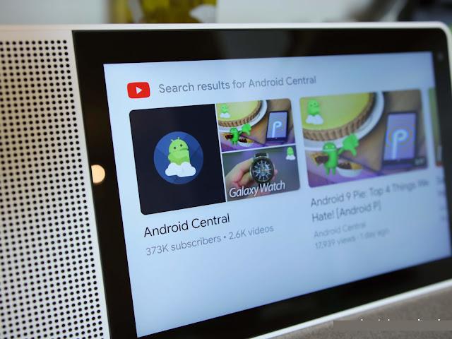 Cara Menonton Video YouTube di Lenovo Smart Display,Ini Caranya. 3