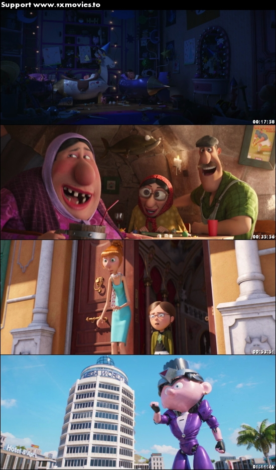 Despicable Me 3 2017 English 480p BRRip 300MB ESubs