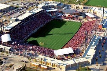 Stadia Arcadia Soccer Specific Stadiums