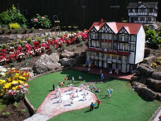 Merrivale Model Village in Great Yarmouth, Norfolk