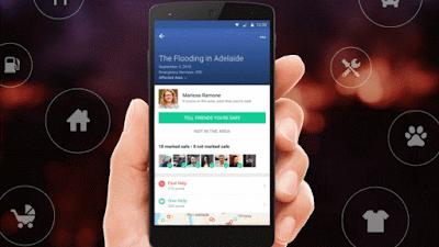 """فيس بوك تسمح بطلب المساعدة أثناء الكوارث من خلال ميزة """"المساعدة المجتمعية"""""""