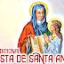 Comunidade Rural de Ribeiro do Mel festeja 95 anos de devoção a Santa Ana