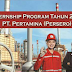 Program Magang PT Pertamina 2016