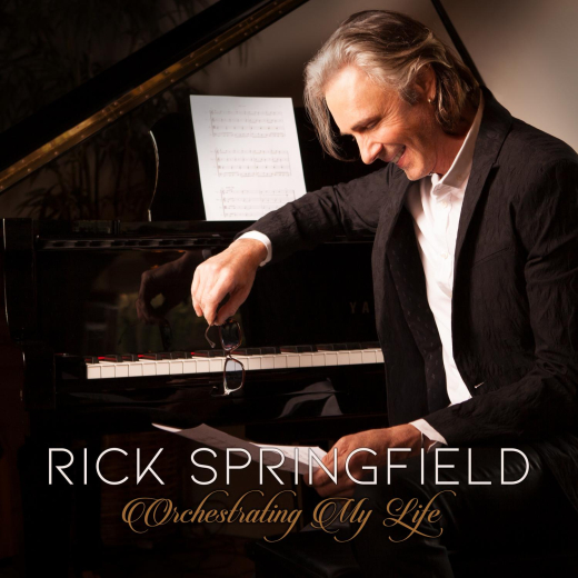 RICK SPRINGFIELD - Orchestrating My Life (2019) full