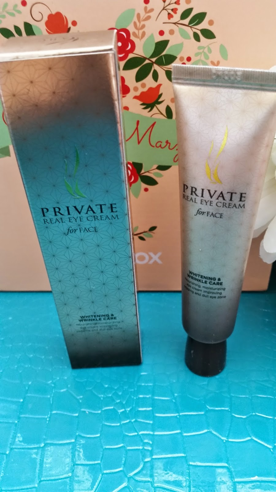 AHC Private Real Eye Cream