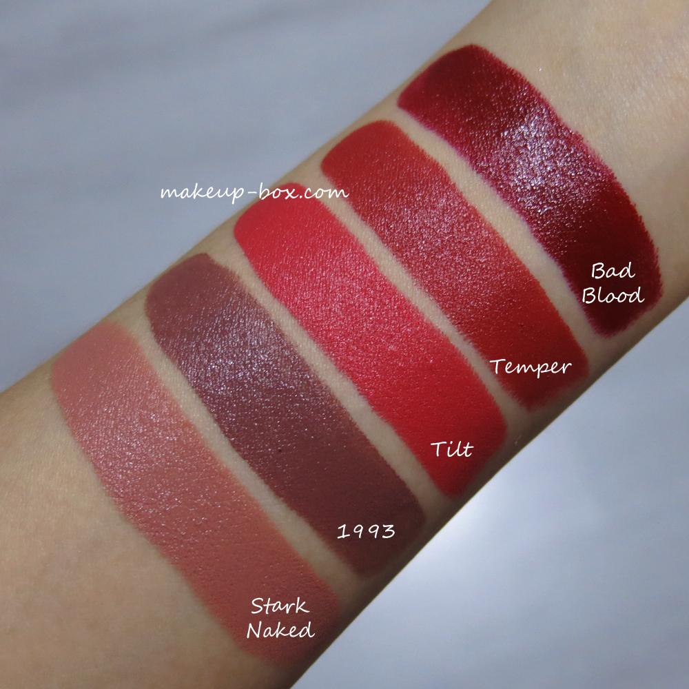 Matte Revolution Lipstick by Urban Decay #10