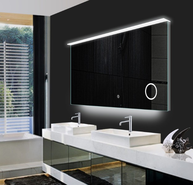 Out Them The Second Somebody Ventures Inside Such Current LED Bathroom Mirrors Come In Numerous Sorts Of Styles And Additionally Materials