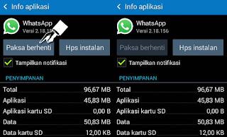 WhatsApp terlihat Offline Meski Terhubung dengan Internet