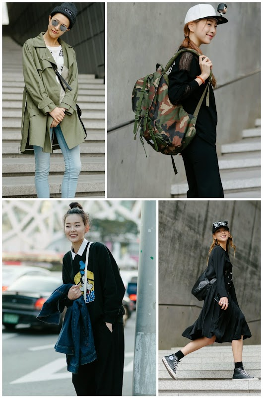 Street Style: Seoul Fashion Week