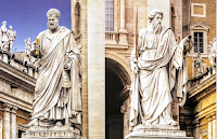 Thoughts and Vestments for the Feast of Ss. Peter and Paul