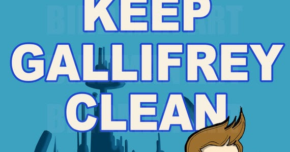 Thumbnail for Daleks of the Day: Keep Galifrey Clean