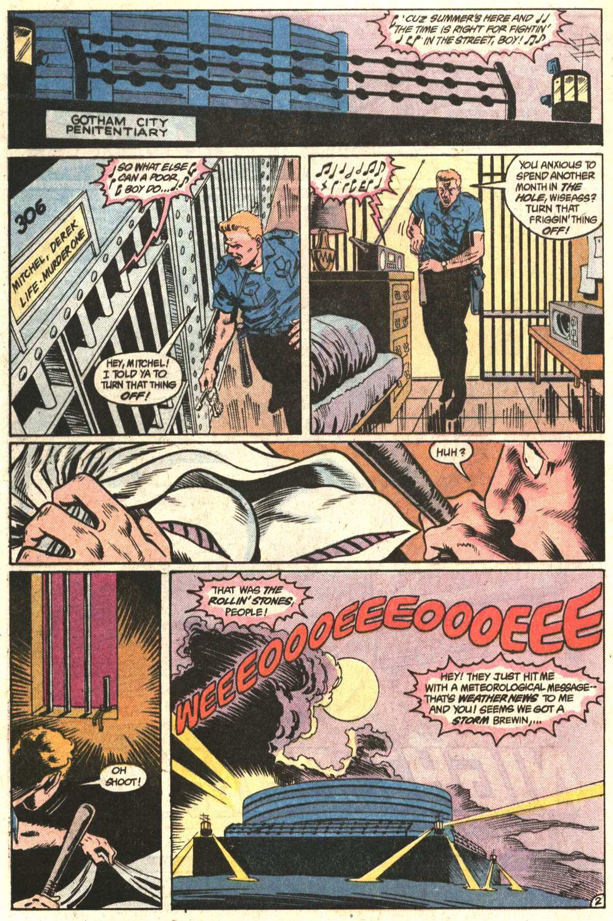 Detective Comics (1937) 587 Page 2