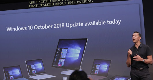 Windows10 October 2018 Update is Now Available, Comes with Loads of Amazing Features
