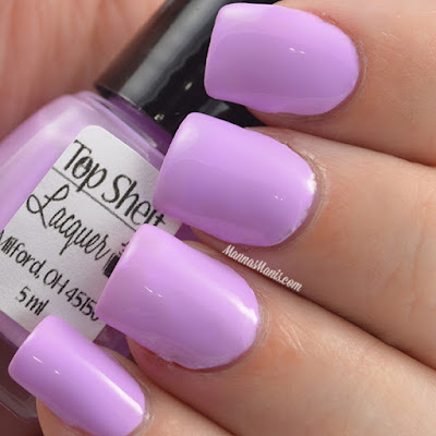Top Shelf Lacquer  Purple Rain swatches