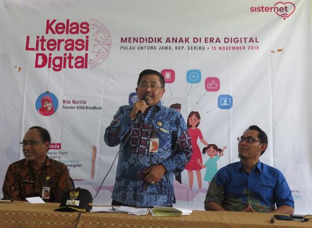 Kelas Literasi Digital