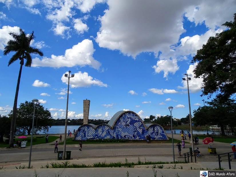 Igreja de-São Francisco de Assis - Complexo da Pampulha em Belo Horizonte