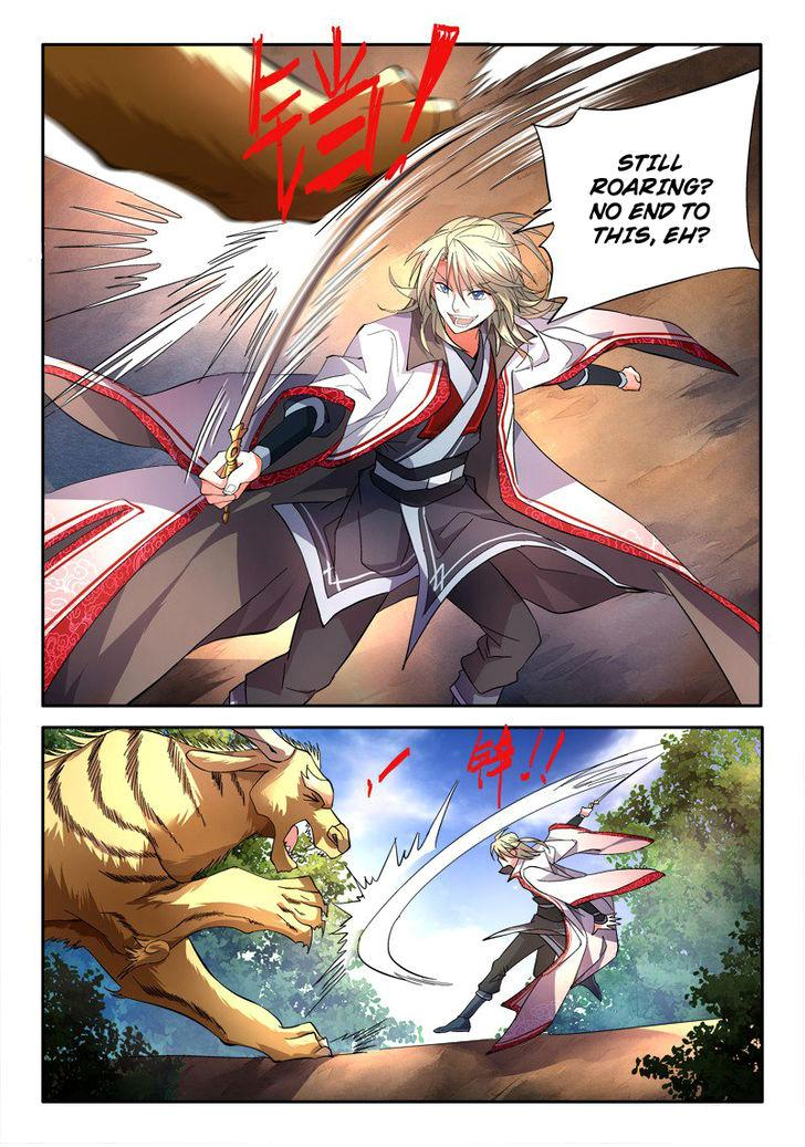 Spirit Blade Mountain - Chapter 48