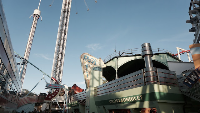 Photo of Rides at Grona Lund
