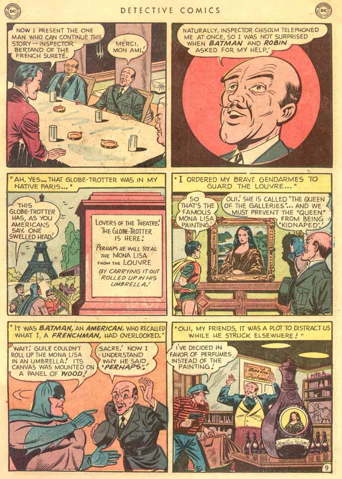Read online Detective Comics (1937) comic -  Issue #160 - 11