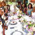Bonang Matheba treats her Bursary Kids to a meal