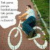 Kayuh basikal boleh kurus tak ?
