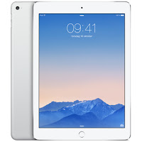 iPad Air 2 16GBArgento Wi Fi 3G