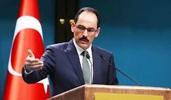 Με «καρφιά» για τον σύγχρονο ελληνισμό μίλησε στη συνέντευξή του στο CNN Turk, ο Ιμπραχίμ Καλί, εκπρόσωπος της τουρκικής προεδρίας.Ο Ιμπραχ...