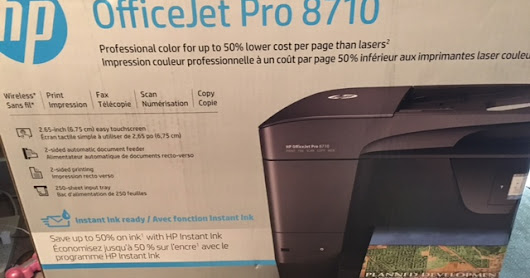 HP Printers and the HP Instant Ink Program