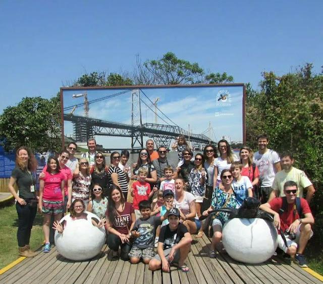 Encontro dos Experts Florianópolis  2017 - Viajar hei