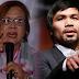 Pacquiao: Kerwin Espinosa gave De Lima P8M