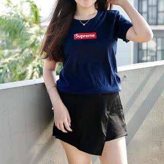 Kaos Supreme Bajakan KW