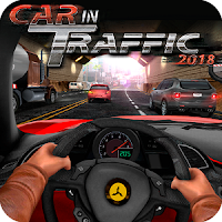 Car In Traffic 2018 Mod Apk