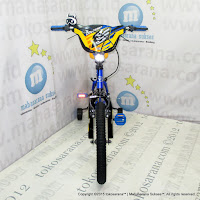 Sepeda Anak WIMCYCLE DRAGSTER BMX 18 Inci