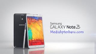Harga dan Spesifikasi Samsung Galaxy Note 3 N9000 Terbaru