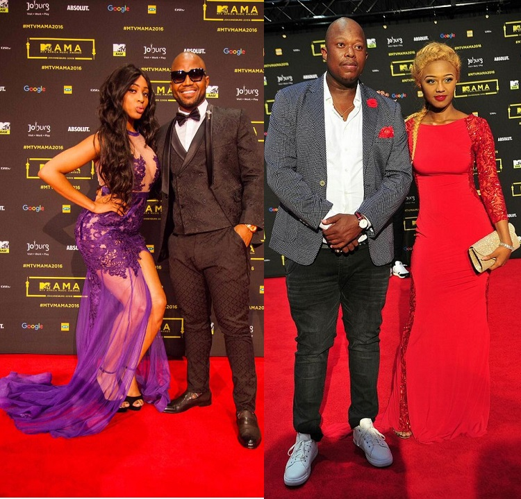 Who is mampintsha dating