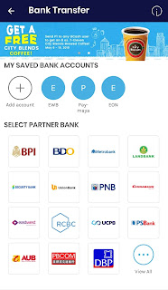 GCash Bank Partners