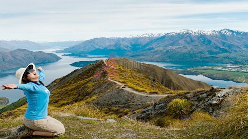 Mount Roy Wanaka Tourist New Zealand
